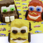 DIY Cars 3 Inspired Rice Krispy Treats!
