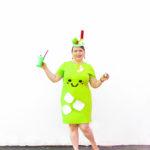 DIY Mint Julep Halloween Costume!