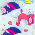 DIY My Little Pony: The Movie Costume Headbands & Flair!