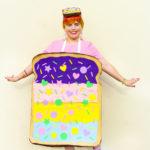 DIY Unicorn Toast Halloween Costume!