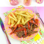 Celebrating Hispanic Heritage With A Peruvian Lomo Saltado Recipe!