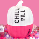 DIY Chill Pill Halloween Pumpkins!