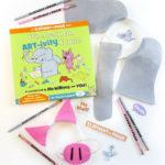 DIY Mo Willems Elephant & Piggie Costumes!