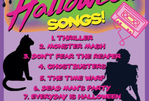 Our Favorite Halloween Songs!