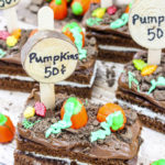 Easy Suzy Q's Pumpkin Patch Treats!