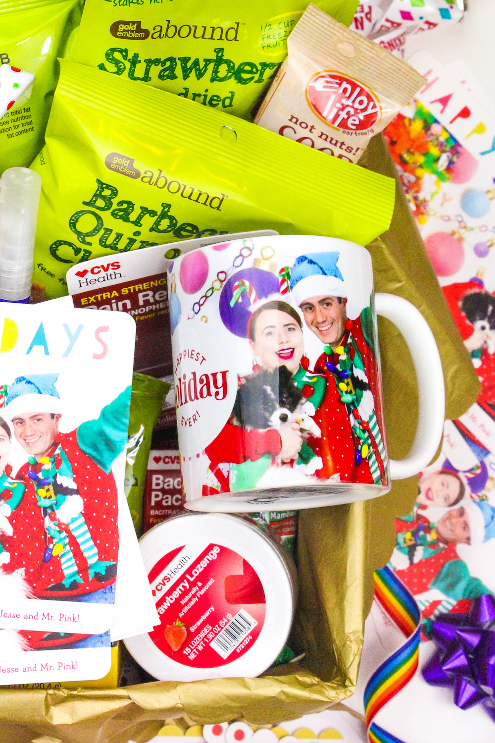 diy holiday guest welcome gift idea   u22c6 brite and bubbly