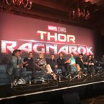 Chatting With The Cast & Filmmakers of Thor Ragnarok!
