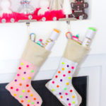 DIY Toaster Pastry Christmas Stockings!