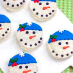 Cute And Easy Snowman Ding Dongs!
