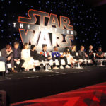 An Amazing Birthday With The Cast & Director of Star Wars The Last Jedi!