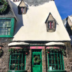 Christmas At The Wizarding World of Harry Potter Hollywood!