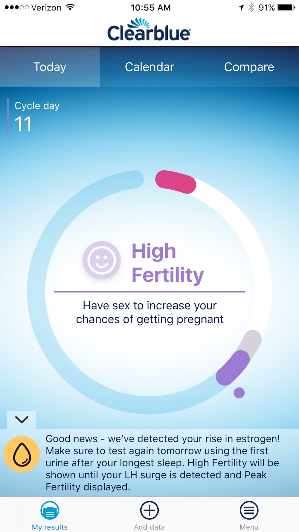 Using This System Has Been Asend Its Made Planning For A New Baby So Much Easier I Dont Have To Worry About Missing My Most Fertile Times Now A Days