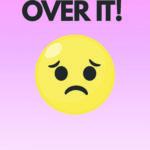 Hey Girl Hey: Things I'm Over!