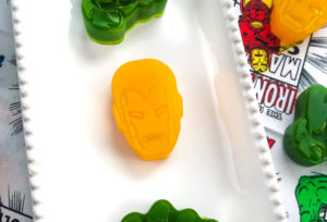 Easy DIY Iron Man & Hulk Soaps!