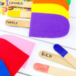 DIY Color Matching Popsicles!