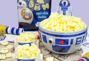 Our May The 4th Star Wars Snack Tablescape!