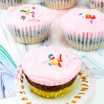 Easy Mini Neapolitan Ice Box Cakes!
