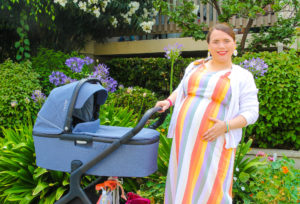 Our Dream Stroller The Nuna DEMI™ grow!