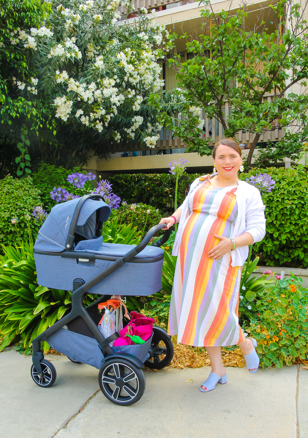 Our Dream Stroller The Nuna Demi Grow ⋆ Brite And Bubbly