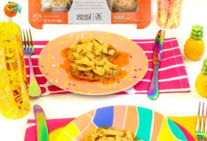 Super Quick & Easy Summer Dinner Idea!