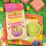 Easy Creamy Guacamole Salsa!
