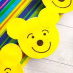 DIY Winnie The Pooh & Christopher Robin Inspired Applesauce Covers!