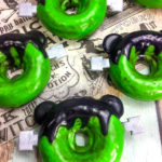 DIY Mickey Frankenstein Monster Doughnuts!