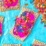 Easy Fruity Pebble Toaster Pastry!