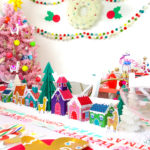 Easy DIY Holiday Party Decorations!