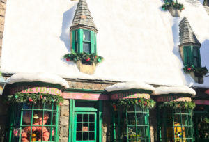Christmas Is Back At The Wizarding World of Harry Potter!