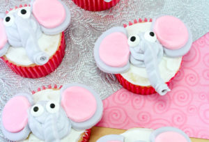 Easy DIY Dumbo Inspired Cupcakes!