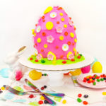 Yummy Easter Egg Surprise Cake!