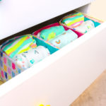 Earth Month DIY Baby Drawer Organizers + Toy Car Tunnels!