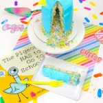Mini Pigeon's 16th BIRD-day Surprise Cake!