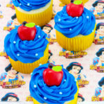 Snow White Disney Bounding Cupcakes!