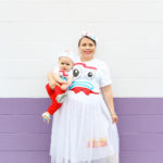 DIY Toy Story 4 Forky Mommy and Me Outfit!