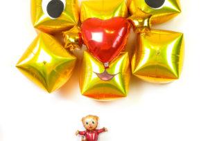 Daniel Tiger Balloon Fun With Anagram!