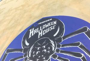 Freeform Halloween House 2019!