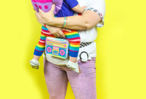 90's Throwback Teen and Tomagotchi Themed Mommy & Me Costume!