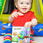 Playdate Snack Time With Farm Rich + A Fun Giveaway!