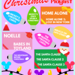 Disney Plus Holiday Movie Playlist With Free Printable!