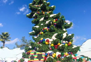 The Holidays at Universal Studios Hollywood!