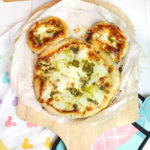 Easy Mickey Pesto Pizza Recipe & Toy Story Pizza Recipes!
