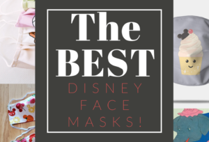 The Best Disney Themed Face Masks!
