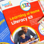 Kindergarten Prep At Home Learning: Hand 2 Mind Tools!