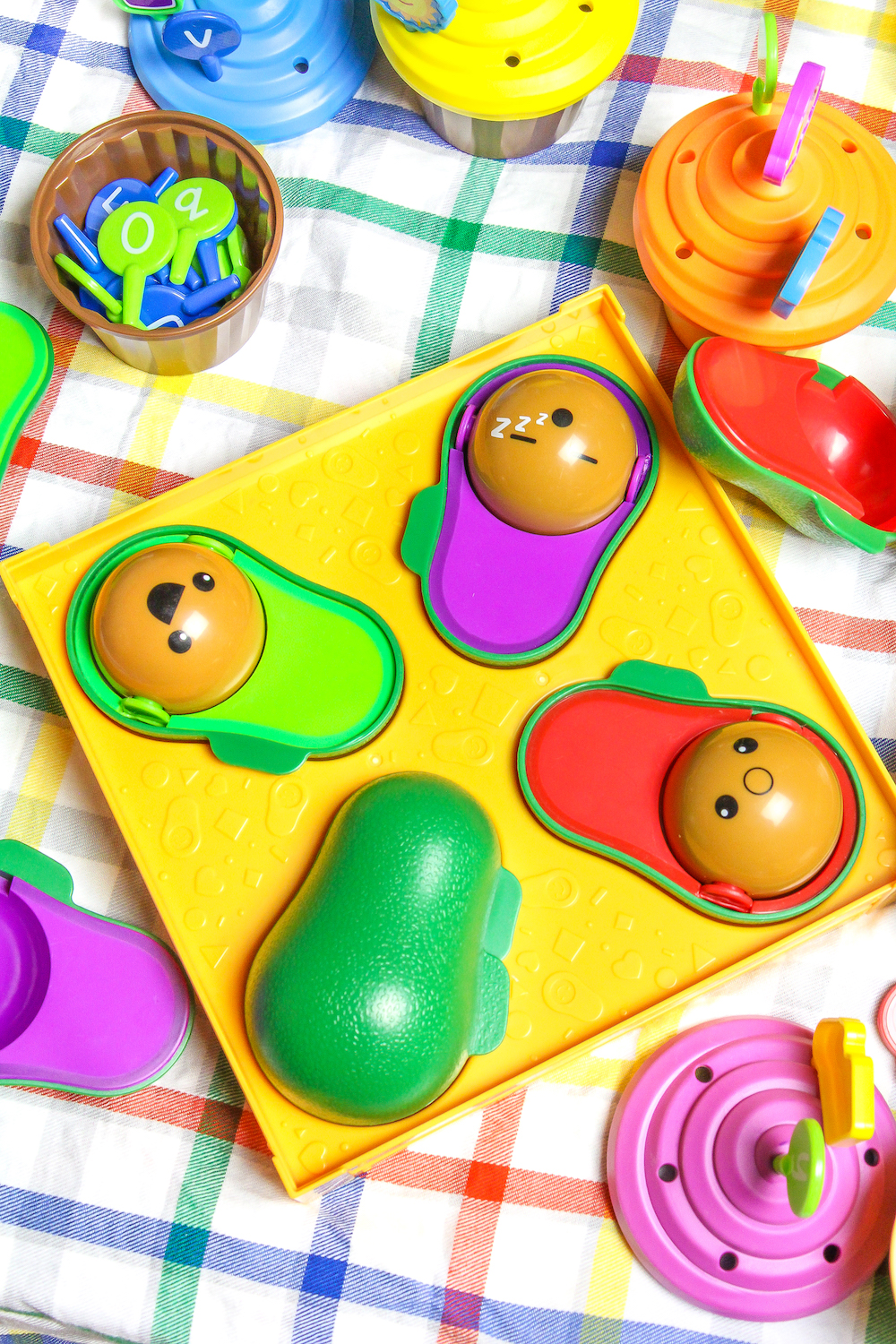 Colorful Toddler At Home Learning: Learning Resources ...