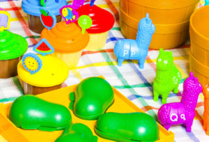 Colorful Toddler At Home Learning: Learning Resources Educational Toys!