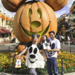 DIY Mickey Ghost Family Costume!