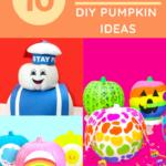 10 Easy No-Carve Pumpkin Ideas!