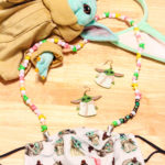 Make A Baby Yoda Mask Chain!
